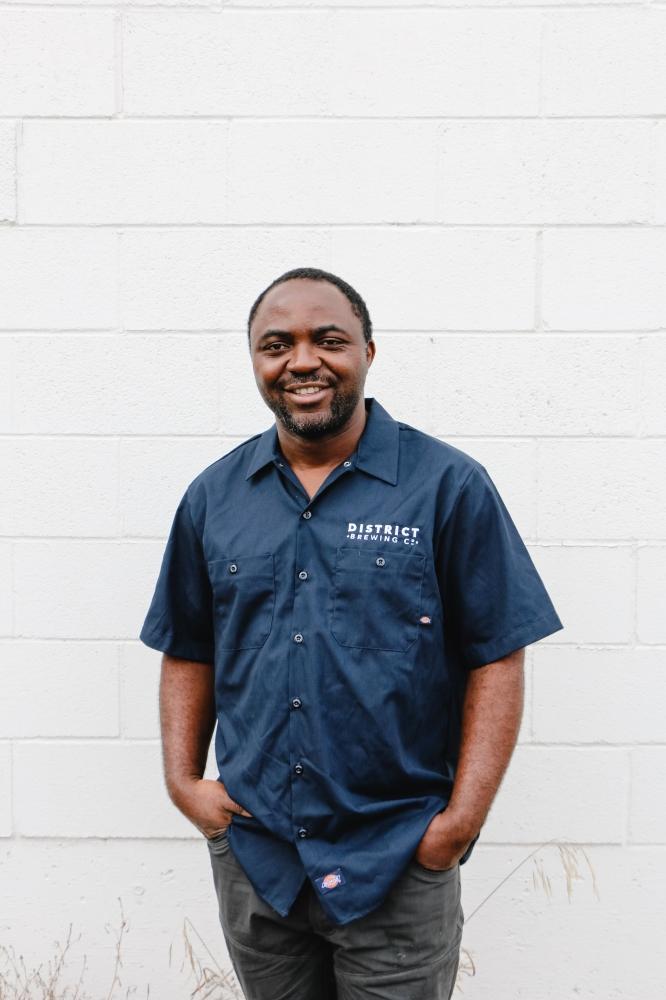 Mbaku Hamidu Adamu, Brewmaster