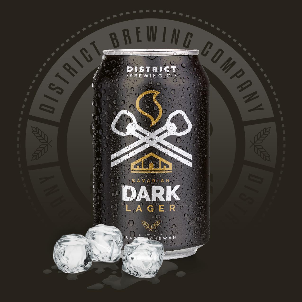 Bavarian Dark Distrcit Brewing Company Craft Beer