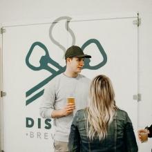 Join us tomorrow for our Friday Happy Hour - Beers start at 4pm! 🍻 . . . . . .#craftbeer #beer #happyhour #sask #brewery #beertime #beers #draftbeer #yqr #pilsner #radler #ale #wheatbeer #adventure #summer