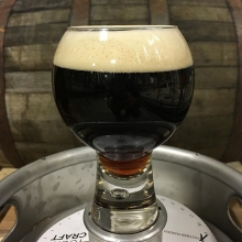 🍻 Seasonal Release 🍻 District Whiskey Barrel Aged Dunkel 😍 Available in growlers Monday!