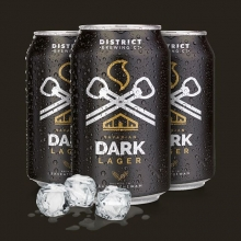 ⚫️ District Bavarian Dark ⚫️ Grab yourself a 6-pack in an SLGA near you!