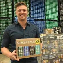 🍺 MIXER PACKS ARE IN 🍺 Keep an eye out for these in stores soon! These are currently available at the brewery 👊🏼 #FindYourCraft #MixerPack #Saskatchewan