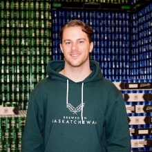 Today District Brewing has to say farewell to Chris Tunnicliffe as he has accepted a new and exciting work opportunity. Good luck with the new adventures Chris. We will continue to celebrate all your personal growth and milestones. We know that you will b