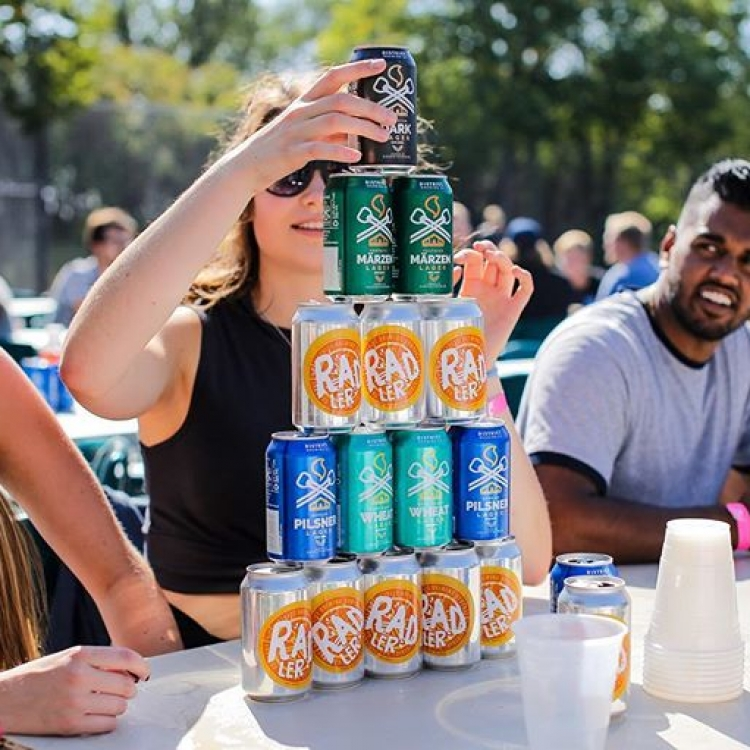 We had such a great time chilling with everyone at U of R Welcome Week! Good luck to all of you students out there trying to #FindYourCraft. 👊🍻