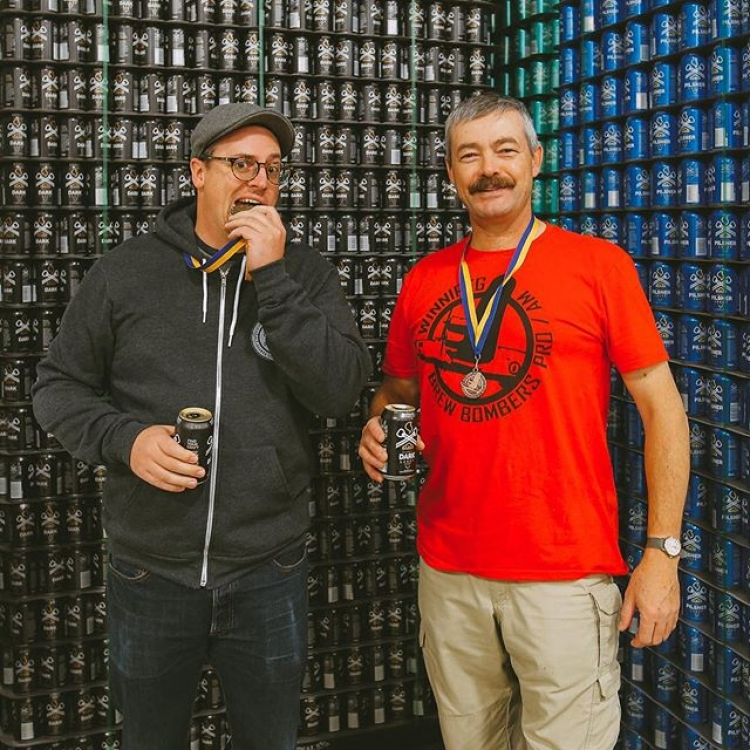 Congratulations Jay Cooke and team for making some amazing brews!!! This passed weekend District competed in the Pro/Am BrewChallenge in Winnipeg. Our Bavarian Dark brought home a Gold in the European category and our Ginger Lemon Radler took the Bronze i