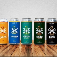 Check out our starting line-up of 473 mL Cans. . . . #saskatchewan #findyourcraft #shoplocal #yqr #yxe #drinklocal #drinklocalbeer #brewedinsaskatchewan #saskcraft #beerlover #ilovebeer #beerlife #welovebeer #fortheloveofbeer
