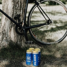 Post ride. #FindYourCraft . . . . .  #beer #craftbeer #beerfest #districtbrewing #yqr #seeyqr #vacation #Travel #saskatchewan #hops #beerpong #tailgate #summer #brewery #beergram #explore #wanderlust #bike #fixie #biking #darkbeer #pilsner #sports