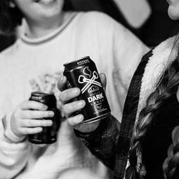 Cheers to Christmas Sweater Parties and Dark Lager ❄️🍺🍺