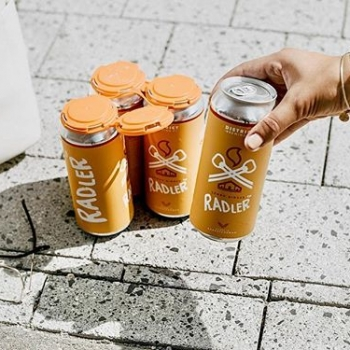 ⚡️🍋RADLER SPRING GIVEAWAY 🍋⚡️ We're celebrating spring with #Radlers + beer gear for you and your crew!  Let's cheers to the season and reach 5K followers 🍻 ➖ To enter:  FOLLOW @DistrictBrewing Instagram TAG 🖐🏼 2 #Radler lovin