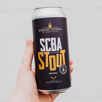 🍻Craft Brewers Week🍻 ⠀⠀⠀⠀⠀⠀⠀⠀⠀ Join us at the brewery to celebrate @skcraftbrewers throughout #Saskatchewan. We're celebrating with daily events and this limited edition SCBA Stout.  The SCBA Stout is distinguished by a full-bodi