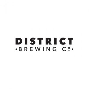 District Brewing Co. Wordmark