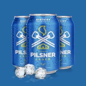 German Pilsner Cans